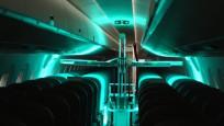 Uçakta korona virüsü öldüren robot