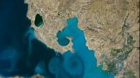 Van Gölü'ne oy yağmuru! NASA'nın sitesi çöktü