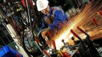Sanayi üretimi yıllık yüzde 8.8 arttı