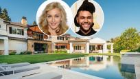Madonna, The Weeknd'in malikanesini satın aldı