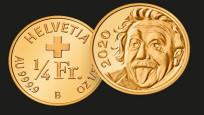 İsviçre'nin ürettiği para Guinness Rekorlar Kitabı'nda