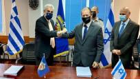 Yunanistan ile İsrail arasında bir anlaşma daha