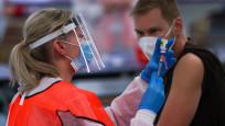ABD'de yetişkinlerin yarısı ilk doz aşıyı oldu