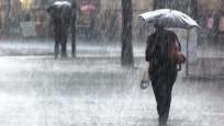 Yeni haftada yağışlar yoğun!