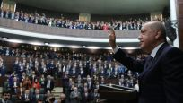 Erdoğan: Yeni bakanlarımıza başarılar diliyorum
