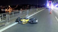 FSM'de motosikletle akrobasi ölümle sonuçlandı