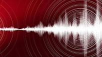 Marmaris'te gece yarısı deprem