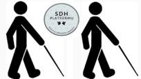 STK'dan görme engelliler için etkinlik
