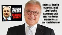 Dünya boya devi Jotun'da zirveyi Türkler yönetiyor