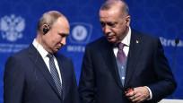 Erdoğan, Putin'le telefonda görüştü