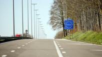 Belçika 2.29 metre daha genişledi