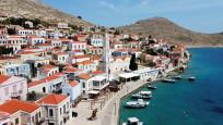 Yunan adalarına turist akını