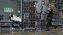 Kolombiya'da hükümet karşıtı protestolar devam ediyor
