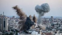 İsrail Gazze'ye yeni saldırı başlattı