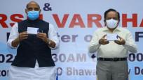 Hindistan'da yerli Kovid-19 ilacı tanıtıldı