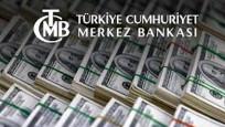 TCMB net uluslararası rezervleri arttı