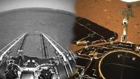 Çin'in uzay aracından Mars'tan ilk fotoğraf