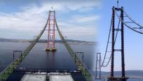 1915 Çanakkale Köprüsü'nün ana halatların montajı tamamlandı