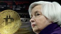Yellen'dan kripto para açıklaması