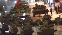 Moskova'da askeri geçit töreni provası