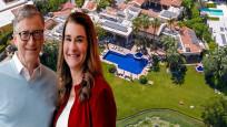 Boşanma sonrası gözler Bill Gates ve Melinda Gates'in emlaklarına çevrildi