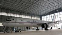 Başkan tasarruf için uçağını sattı