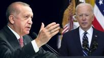 Beyaz Saray; Erdoğan ile Biden Suriye ve Libya'yı görüşecek