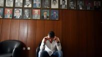 Gaziantepspor'un kupa, flama ve fotoğrafları çalındı