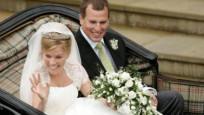 Kraliçe'nin en büyük torunu boşandı