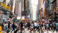 New York'ta 472 gün sonra normale dönüş