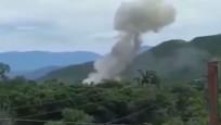 Kolombiya'da tugaya bombalı araçlarla saldırı