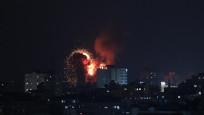 İsrail'den Gazze şeridine hava saldırısı
