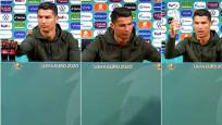 Ronaldo'nun tepkisinin Coca Cola'ya maliyeti 4 milyar dolar