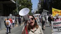 Yunanistan'da 1 haftada 2'nci grev