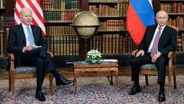 Görüşme sonrası iki liderden ortak bildiri