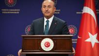Bakan Çavuşoğlu'ndan Yunanistan'a sert tepki