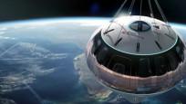 Balonla uzay turizmi için bilet satışı başladı