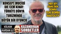 Dr. Cem Kınay: Turizmin acil reçetesi aşı oranının artması