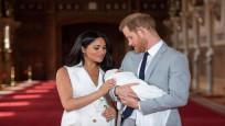 Prens Harry'nin kızına Lilibet adını vermek için Kraliçe'den izin aldığı ortaya çıktı