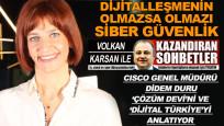 Cisco Genel Müdürü Duru: Türkiye, dijital dünyada çok ileride