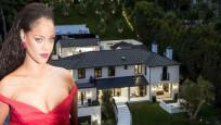 Rihanna lüks evine 80 bin dolar ödeyecek kiracı arıyor