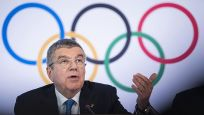 Olimpiyat Komitesi Başkanı'nın gafı tepki çekti