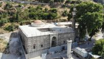 Restorasyonda ortaya çıktı: Bizans sütunlarına sıva!