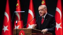 Cumhurbaşkanı Erdoğan'dan, 'Erzurum' ve 'Hatay' mesajı