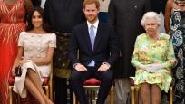 Prens Harry, Kraliçe'nin ölmesini bekliyor