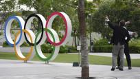 Tokyo Olimpiyatlarında fırtına endişesi