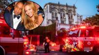 Jay-Z ve Beyonce'nin malikanesi kundaklandı