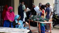 Bangladeş'te en yüksek günlük vaka ve ölü sayısı kaydedildi