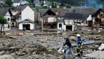Almanya'da yaşanan selin faturası belli oldu