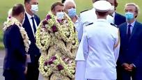 Fransız Polinezyası'nda Macron'a yeni isim verildi
